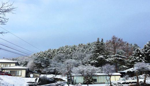 田舎暮らしの詩 ~長野県伊那市より VOL.14~ 雪と共に暮らす