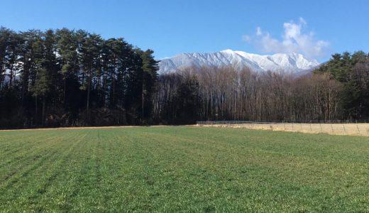 田舎暮らしの詩 ~長野県伊那市より VOL.18~ 寒の戻りで初心に戻る